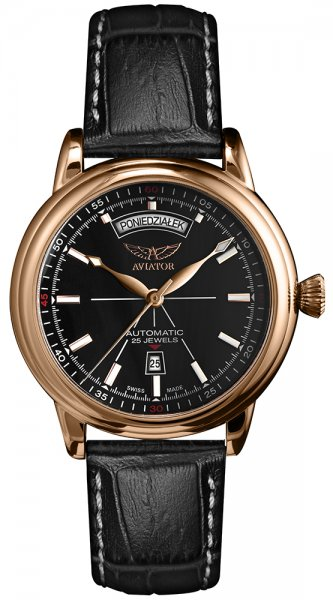 Zegarek Aviator V.3.20.2.146.4-PL - duże 1
