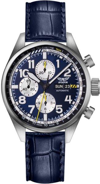Zegarek Aviator V.4.26.0.178.4 - duże 1