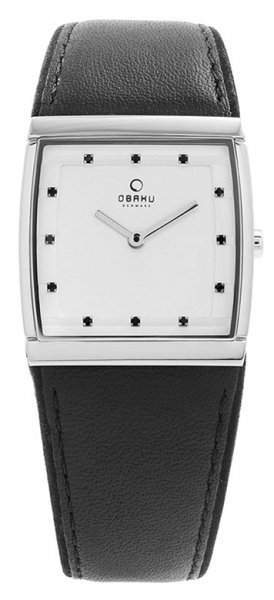 Zegarek Obaku Denmark  V102LCCRB - duże 1