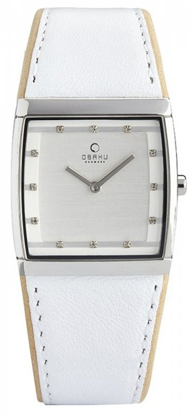 Zegarek Obaku Denmark  V102LCCRW - duże 1