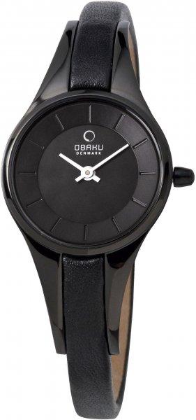 Zegarek Obaku Denmark V110LBBRB - duże 1