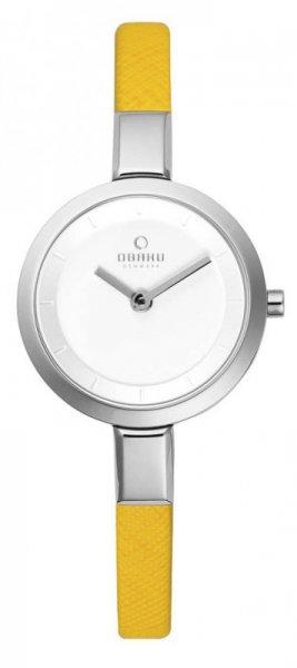 Zegarek Obaku Denmark V129LCIRY - duże 1