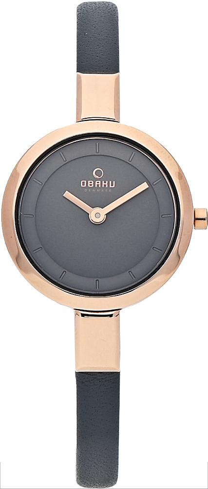 Zegarek Obaku Denmark V129LVJRJ - duże 1