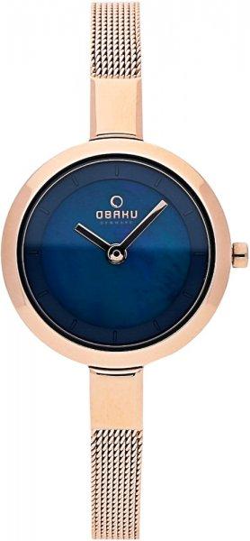 Zegarek Obaku Denmark V129LVLMV - duże 1