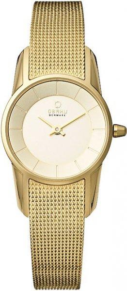 Zegarek Obaku Denmark V130LGGMG - duże 1