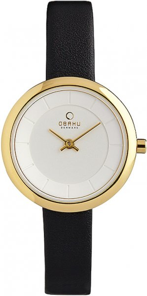 Zegarek Obaku Denmark  V146LGIRB - duże 1