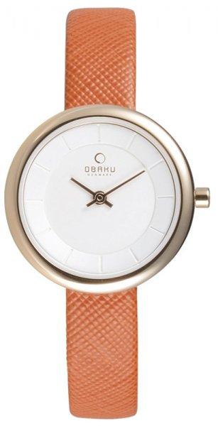 Zegarek Obaku Denmark  V146LVIRO - duże 1