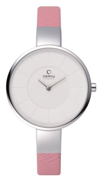 Zegarek Obaku Denmark  V149LCIRP - duże 1