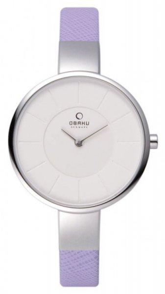 Zegarek Obaku Denmark V149LCIRQ - duże 1
