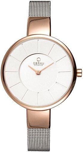 Zegarek Obaku Denmark - damski  - duże 3