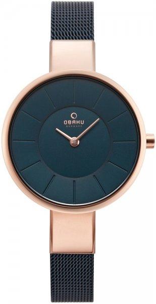Zegarek Obaku Denmark V149LVLML - duże 1