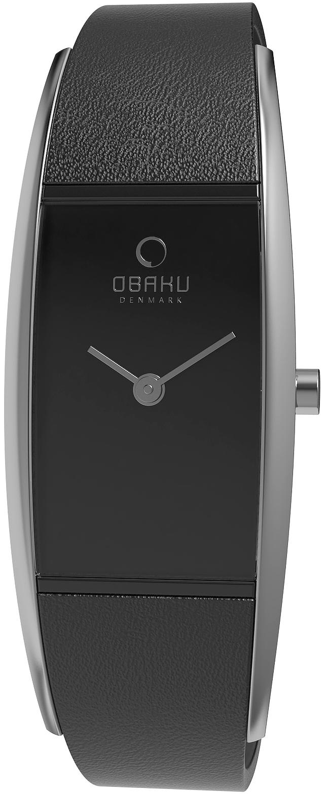 Zegarek Obaku Denmark V150LABRB - duże 1
