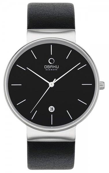 Zegarek Obaku Denmark V153GCBRB - duże 1