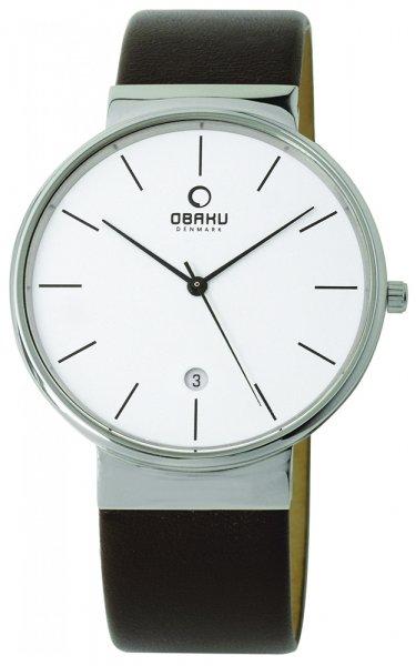 Zegarek Obaku Denmark  V153GCIRN - duże 1