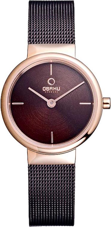 Zegarek Obaku Denmark V153LVNMN - duże 1