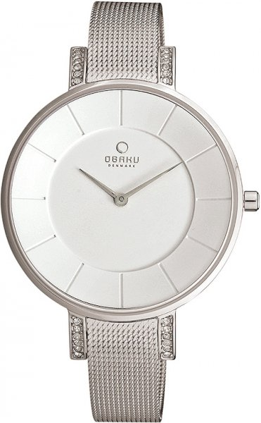 Zegarek Obaku Denmark V158LECIMC - duże 1