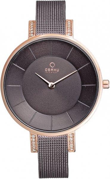 Zegarek Obaku Denmark V158LEVNMN - duże 1