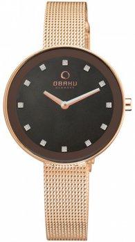 zegarek damski Obaku Denmark V161LXVNMV