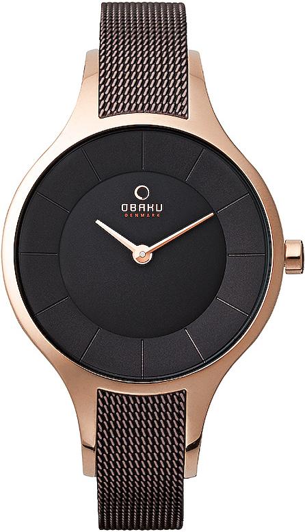 Zegarek Obaku Denmark V165LXVNMN - duże 1