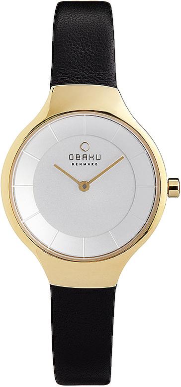 Zegarek Obaku Denmark V166LXGIRB - duże 1