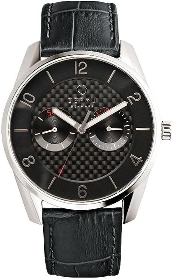 Zegarek Obaku Denmark V171GMCBRB - duże 1