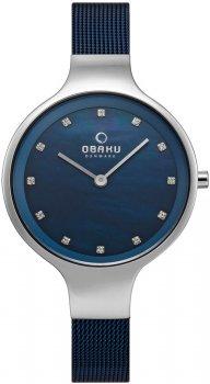 zegarek damski Obaku Denmark V173LXCLML