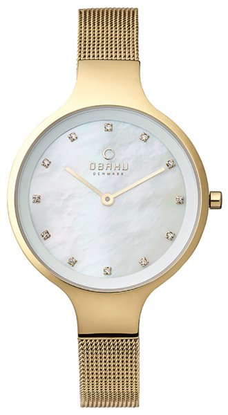 Zegarek Obaku Denmark V173LXGGMG - duże 1