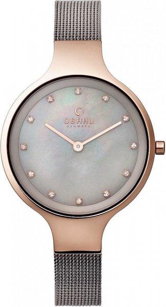 Zegarek Obaku Denmark V173LXVJMJ - duże 1