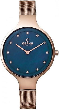 Zegarek Obaku Denmark V173LXVLMV - duże 1
