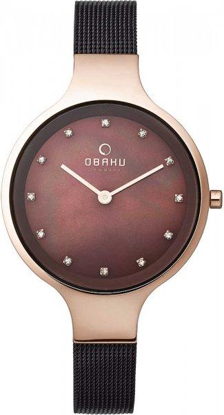 Zegarek Obaku Denmark V173LXVNMN - duże 1