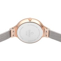 Zegarek damski Obaku Denmark bransoleta V173LXVWMC - duże 2