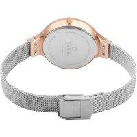 Zegarek damski Obaku Denmark bransoleta V173LXVWMC - duże 3