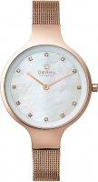 Zegarek damski Obaku Denmark bransoleta V173LXVWMV - duże 1