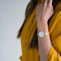 Zegarek damski Obaku Denmark bransoleta V173LXVWMV - duże 3