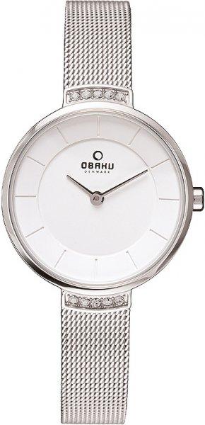 Zegarek Obaku Denmark V177LECIMC - duże 1