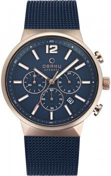 zegarek męski Obaku Denmark V180GCVLML