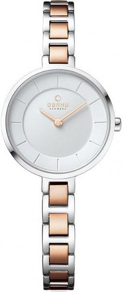 Zegarek Obaku Denmark V183LXCISC - duże 1