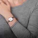 Zegarek damski Obaku Denmark bransoleta V183LXCISC - duże 4