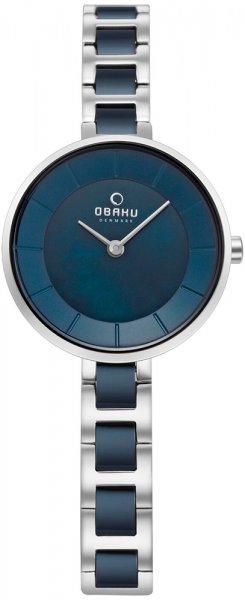Zegarek Obaku Denmark V183LXCLSA - duże 1