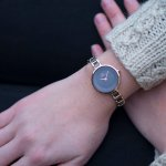 Zegarek damski Obaku Denmark bransoleta V183LXVNSV - duże 4
