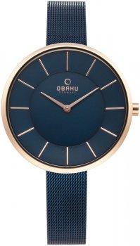 zegarek damski Obaku Denmark V185LXVLML