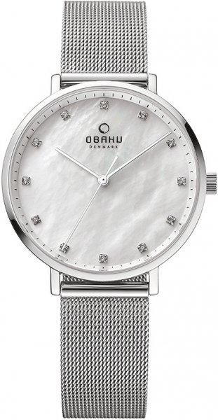 Zegarek Obaku Denmark V186LXCWMC - duże 1