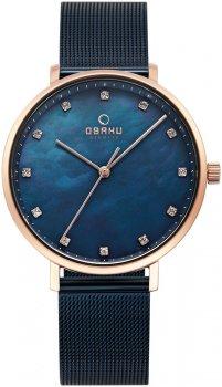 zegarek damski Obaku Denmark V186LXVLML