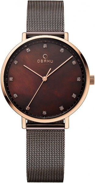 Zegarek Obaku Denmark V186LXVNMN - duże 1