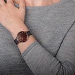 Zegarek damski Obaku Denmark bransoleta V186LXVNMN - duże 4