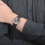 Zegarek męski Obaku Denmark bransoleta V192GMVJSJ - duże 4