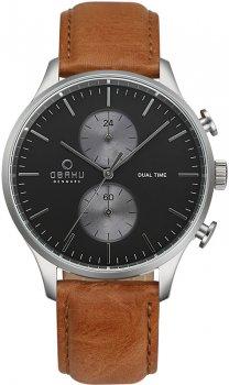 zegarek męski Obaku Denmark V196GUCURZ