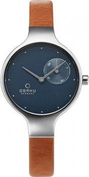 zegarek damski Obaku Denmark V201LDCLRZ