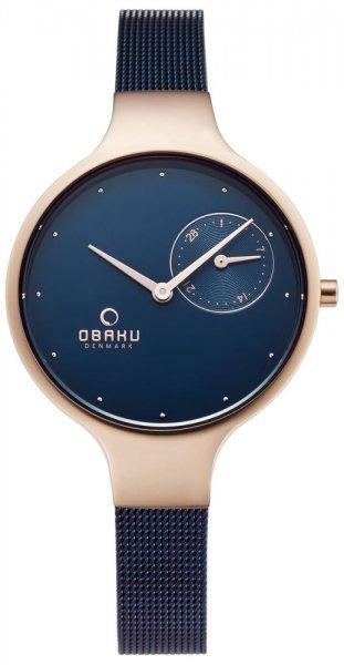 Zegarek Obaku Denmark V201LDVLML - duże 1