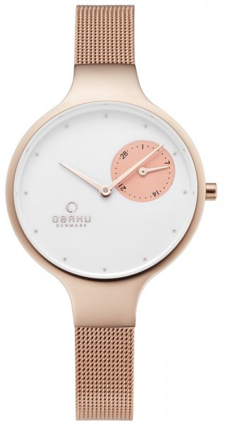 Zegarek Obaku Denmark V201LDVWMV - duże 1